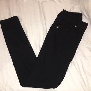 Forever 21 Black Denim Jeans